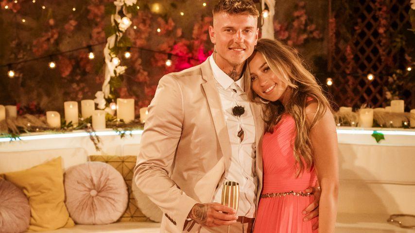 """Paco Hrb und Bianca Balintffy, """"Love Island""""-Gewinner 2021"""