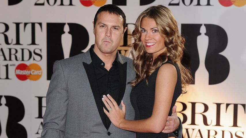 Paddy McGuinness und Christine Martin bei den BRIT-Awards 2011