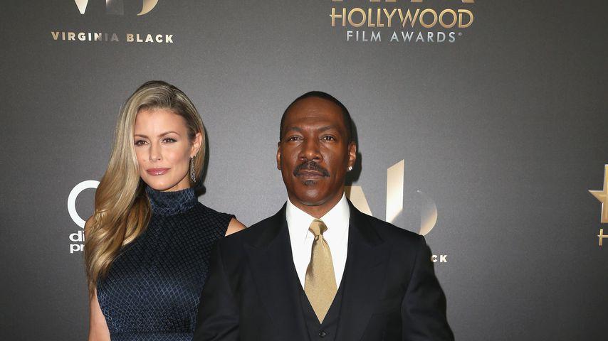 Paige Butcher und Eddie Murphy in Beverly Hills