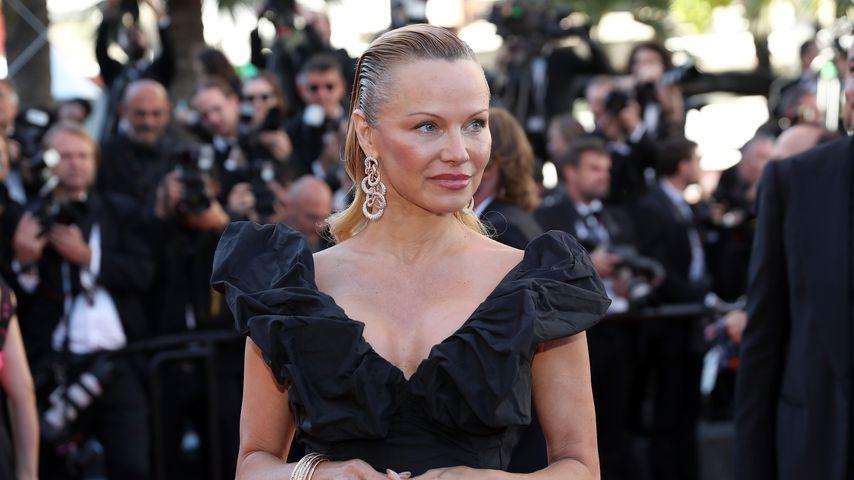 Hallo Barbie? Pamela Anderson überrascht mit Puppen-Gesicht