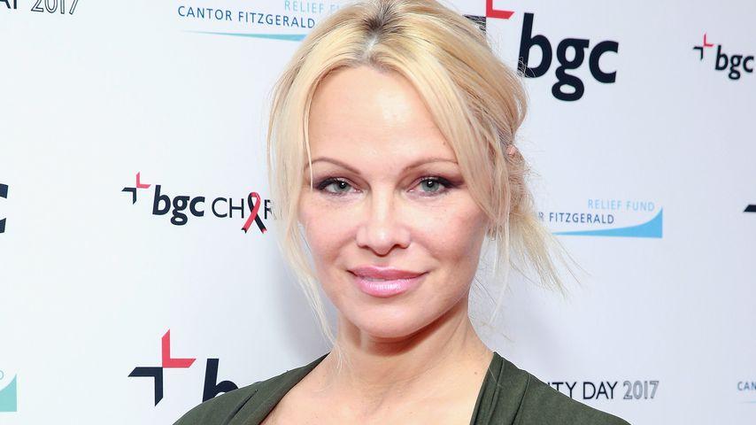 Pamela Anderson im September 2017