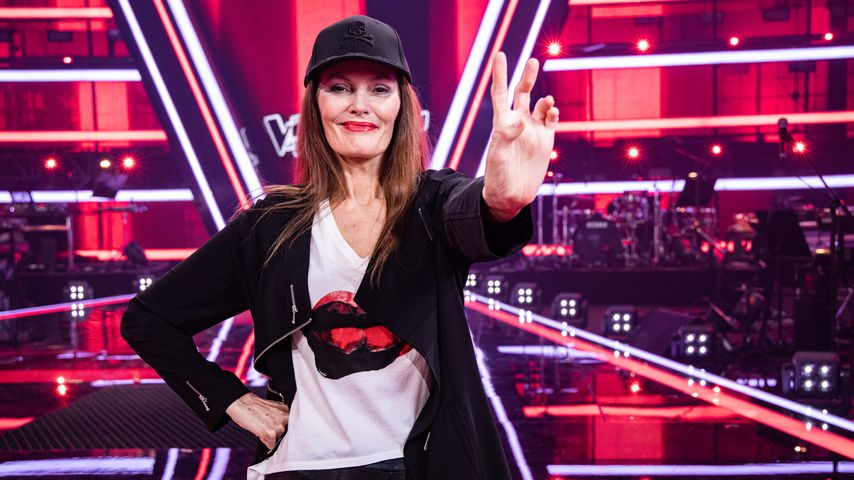 """Pamela Falcon bei """"The Voice of Germany"""" 2020"""