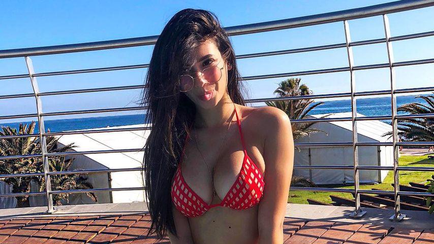 Paola Maria auf Gran Canaria