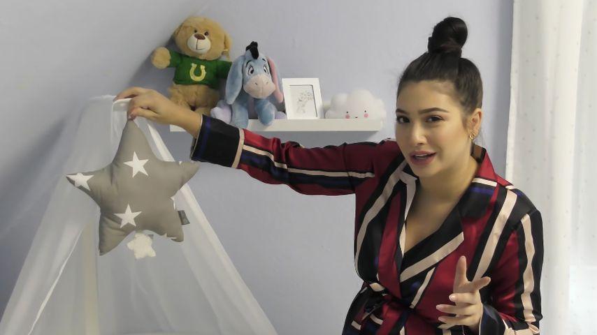 Schwangere YouTuberin Paola Maria zeigt das Baby-Zimmer