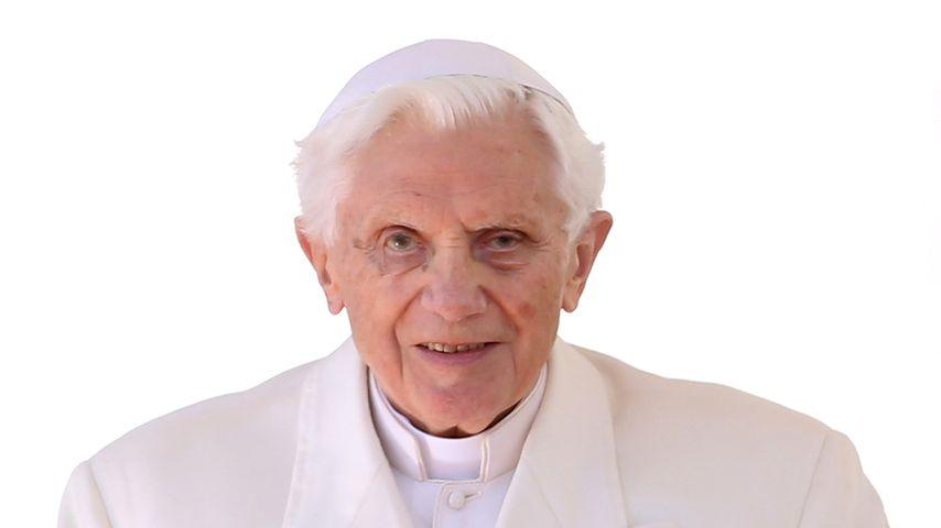 Papst Benedikt XVI. im Februar 2013