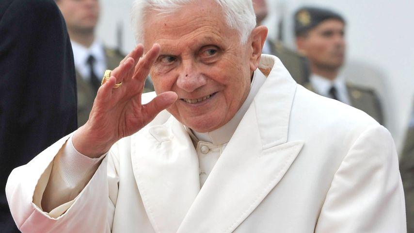 Papst Benedikt XVI. feiert Schnapszahl-Geburtstag