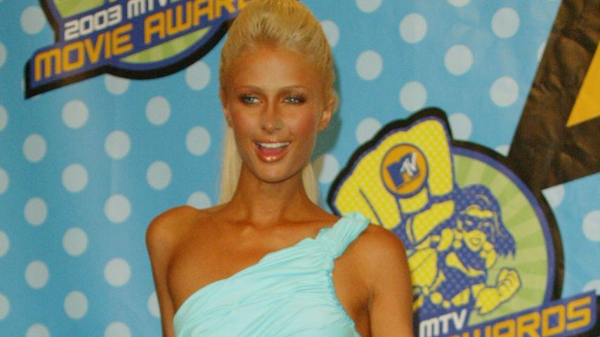 Paris Hilton bei den MTV Movie Awards 2003