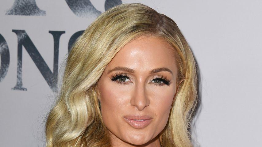 Paris Hilton im Januar 2020
