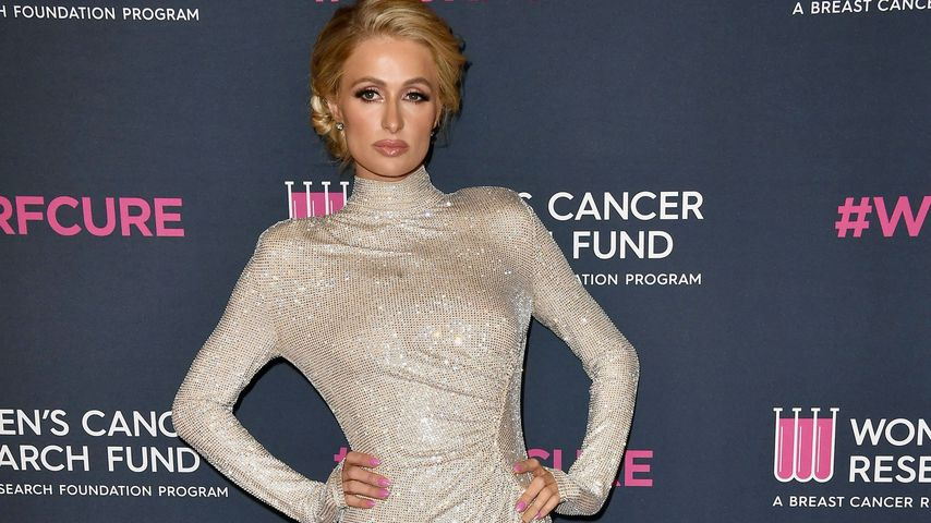 Paris Hilton beim Women's Cancer Research Fund im Februar 2020 in Beverly Hills