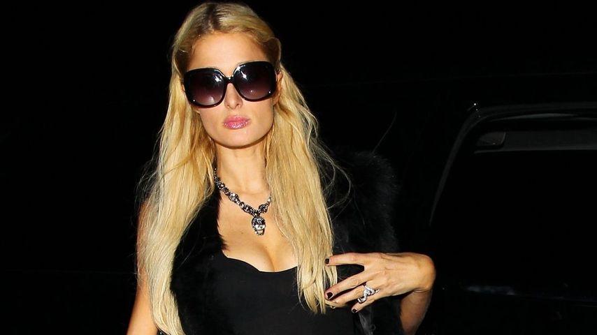 Paris Hilton ist nackt erwischt worden