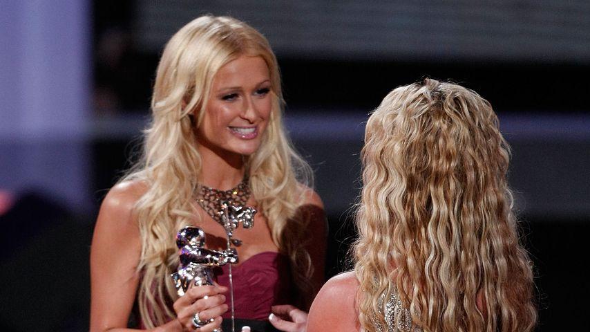 Paris Hilton und Britney Spears bei den MTV Video Music Awards 2008