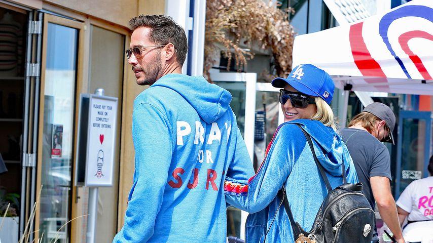 Paris Hilton und Carter Reum, Mai 2021