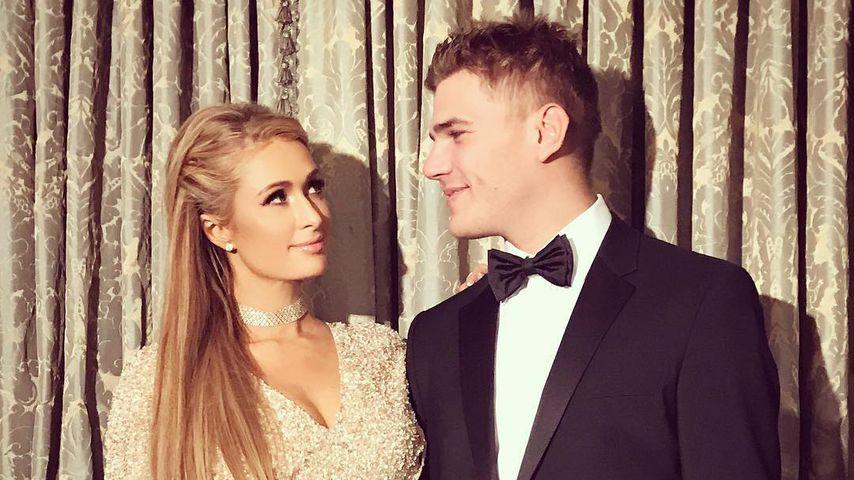 Sie macht ernst: Paris Hilton hat sich mit Chris verlobt!