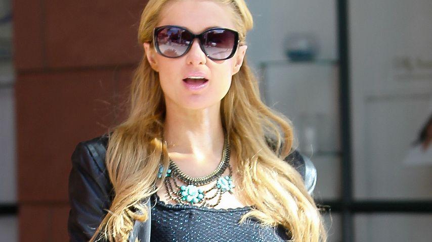 Babybauch-Alarm! Ist Paris Hilton etwa schwanger?