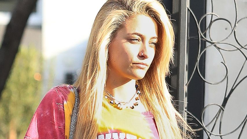 Paris Jackson, Tochter von Michael Jackson