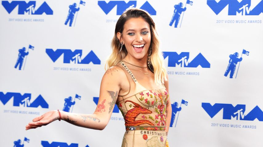 Paris Jackson bei den 2017 MTV Video Music Awards