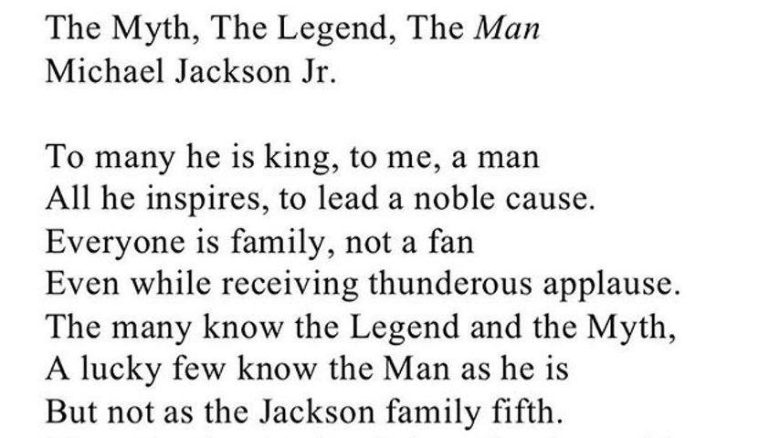 Paris Jacksons Gedenknachricht für ihren Vater Michael Jackson