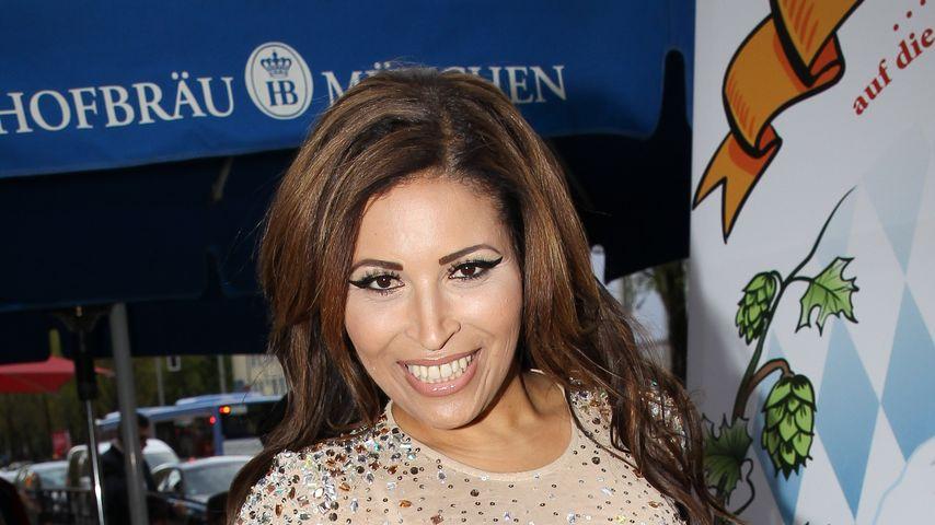 Patricia Blanco beim Hofbräu-Jubiläum