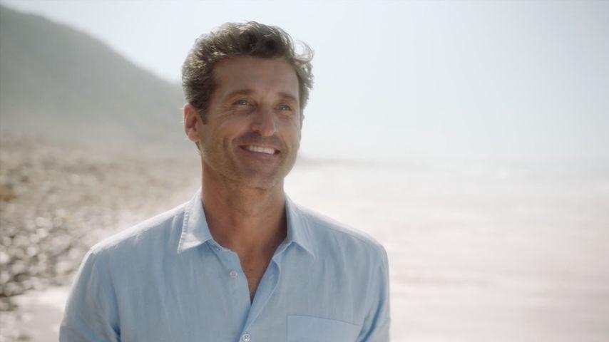 """Patrick Dempsey alias Dr. Derek Shepherd zurück am """"Grey's Anatomy""""-Set"""