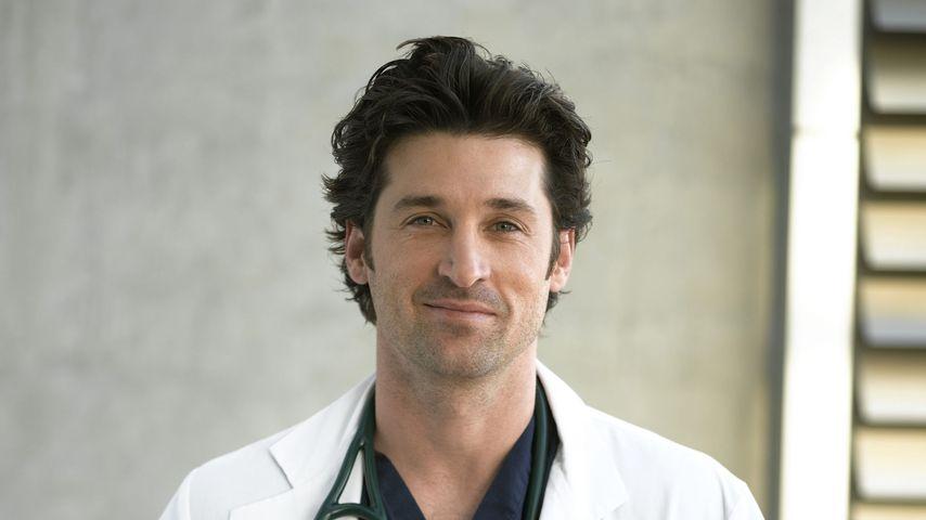 "Patrick Dempsey als Derek Shepherd in ""Grey's Anatomy"""