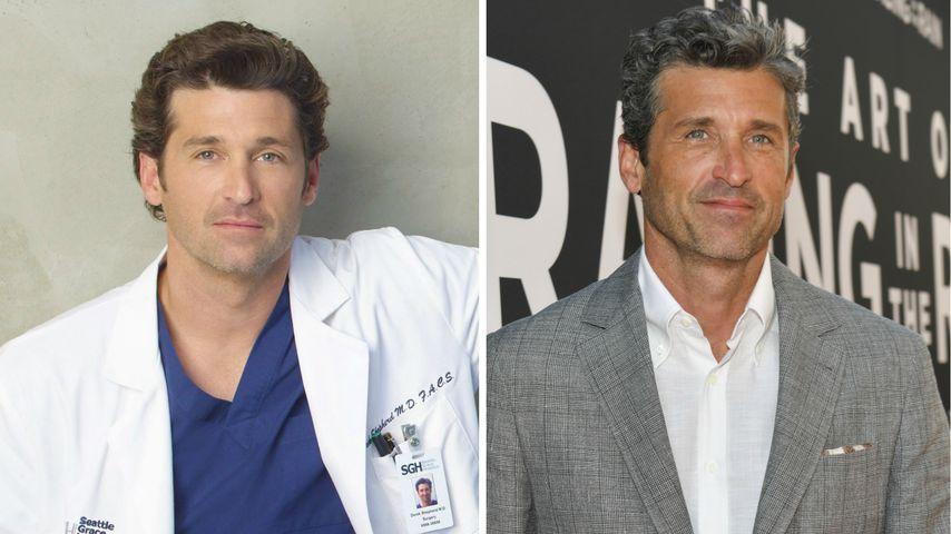 "Patrick Dempsey, ehemaliger ""Grey's Anatomy""-Star"