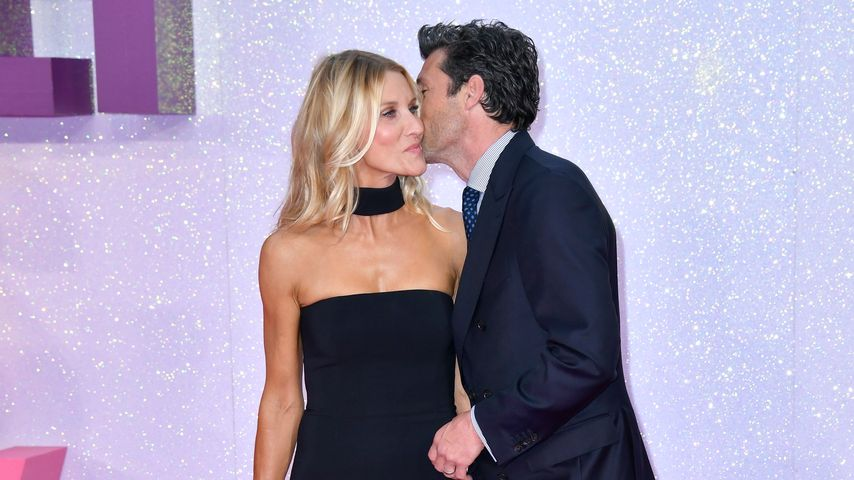 Patrick Dempsey & Jillian: Adoption nach dem Liebes-Revival?
