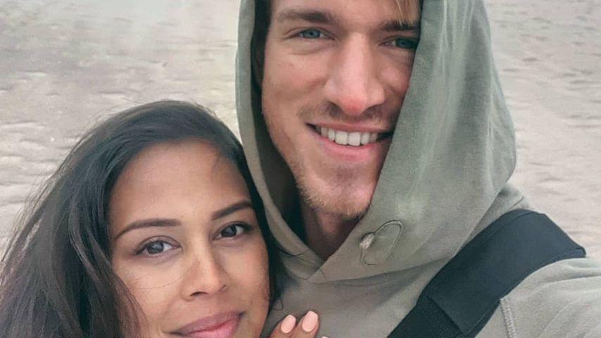 Patrick Fabians Ex Lea erhält nach Trennung Hass-Nachrichten