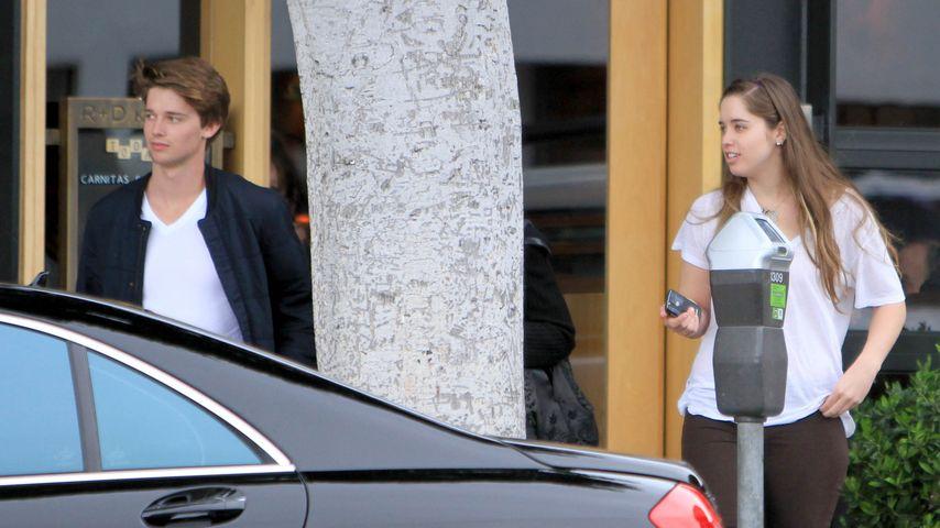 Patrick Schwarzenegger und Christina Schwarzenegger