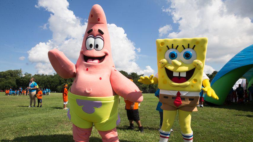 Zu Ehren des Erfinders: SpongeBob bei Super Bowl-Halbzeit
