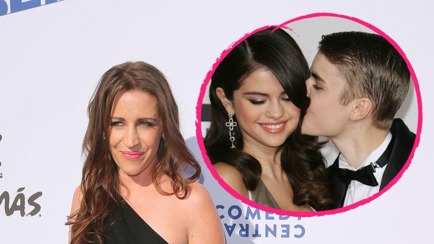 Justin Bieber mit Süssen mit Selena-Video
