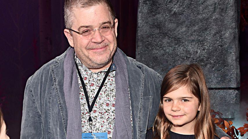 Patton und Alice Oswalt im November 2019 in Hollywood