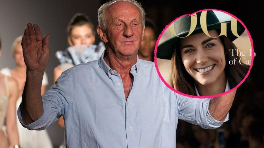 Harte Worte: Prinzessin Dianas Designer disst Herzogin Kate!