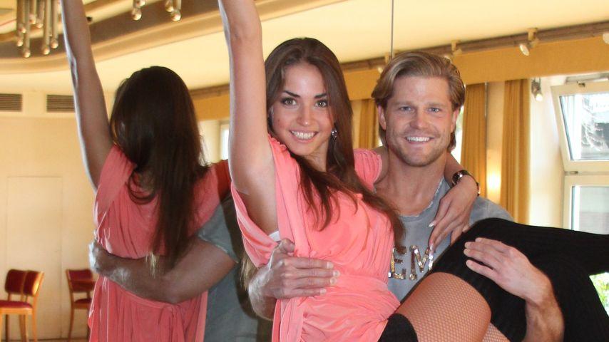 Paul's Lady bei Let's Dance: Es ist schwer mit ihm