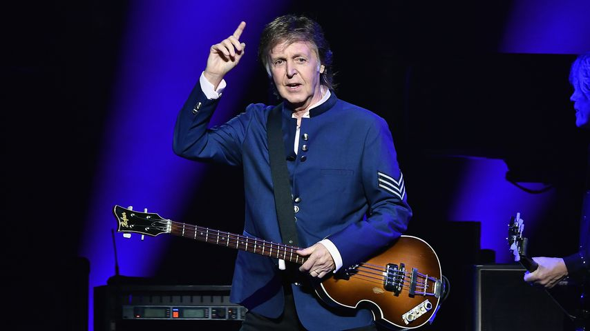 Paul McCartney, Ex-Beatles-Mitglied