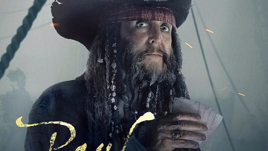 "Paul McCartney in ""Pirates of the Caribbean 5"""