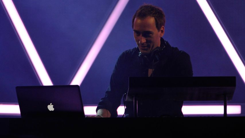 Paul van Dyk im April 2011 in Kalifornien
