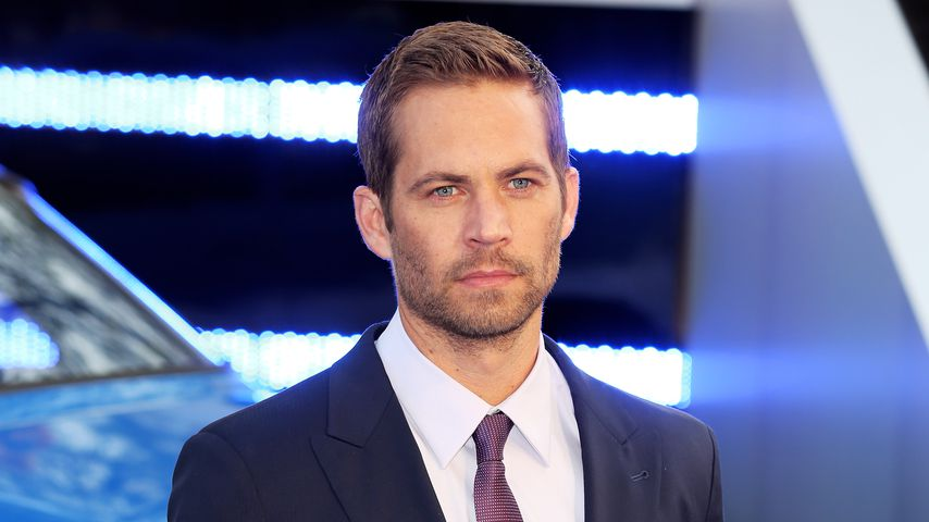 Paul Walker im Mai 2013