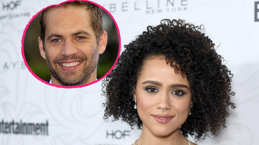 """""""Fast & Furious""""-Star Nathalie gedenkt totem Paul Walker!"""