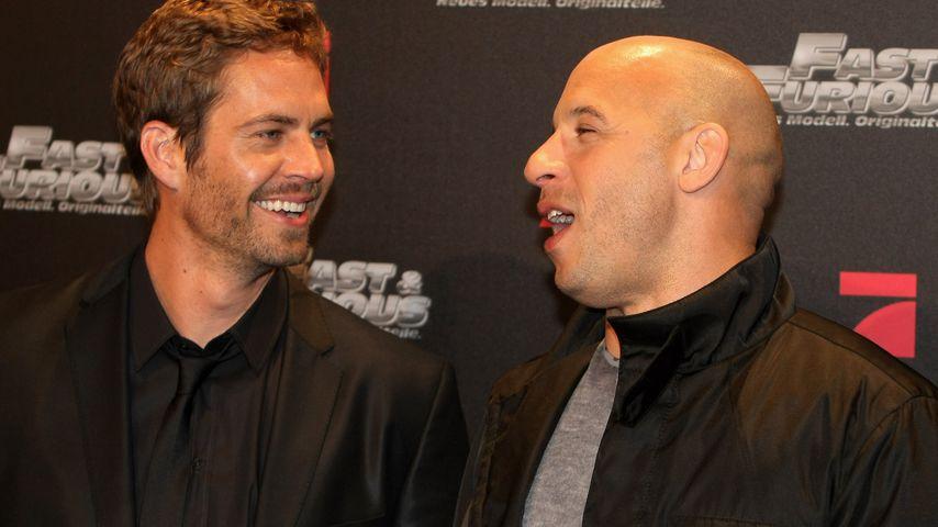 Unvergessen! Vin Diesel erinnert immer wieder an Paul Walker