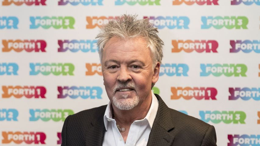 Paul Young in Edinburgh im November 2016
