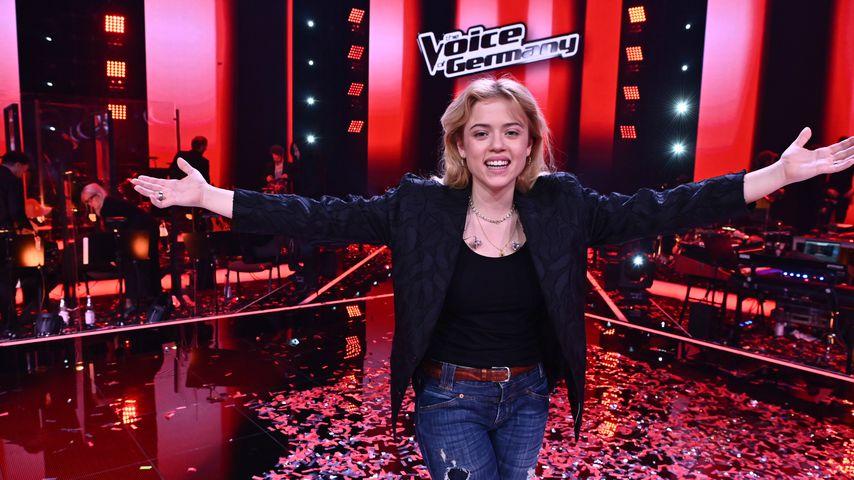 """Paula Dalla Corte, """"The Voice of Germany""""-Siegerin 2020"""