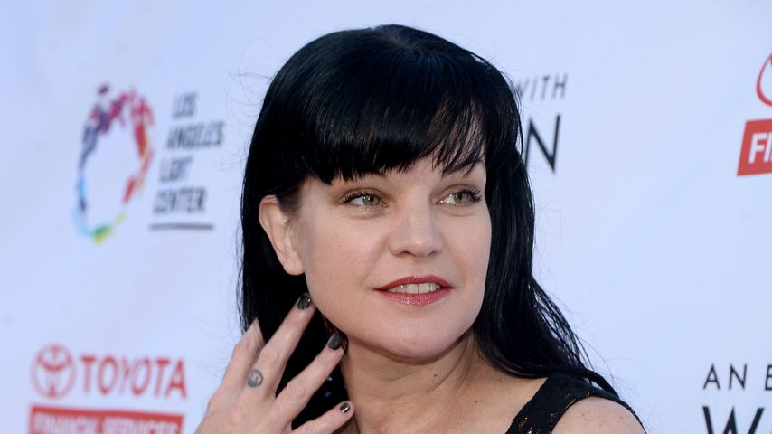 Pauley Perrette in Los Angeles