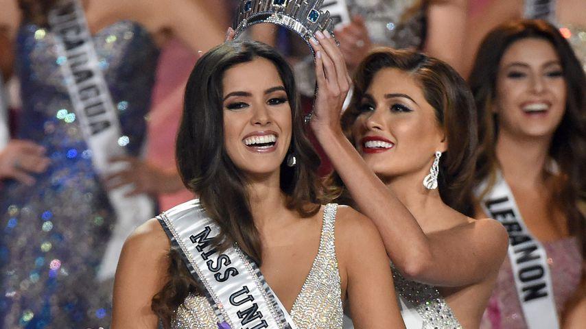 Miss Universe: Beauty aus Kolumbien gewinnt Krone!