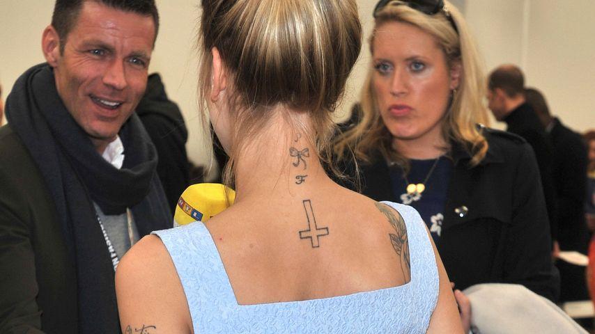 Peaches Geldof: Von hinten total unschwanger
