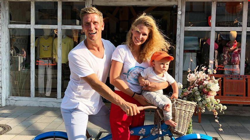 Zweites Baby: So konkret planen Peer Kusmagk & Janni schon!