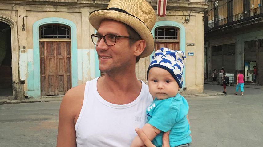 Peer Kusmagk und Emil-Ocean auf Kuba