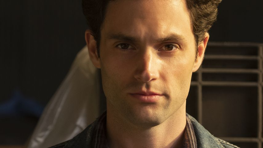 "Penn Badgley in ""You"""