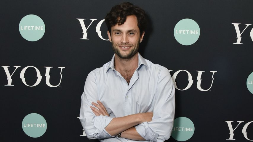 "Penn Badgley bei der ""You"" Premiere in NYC im September 2018"