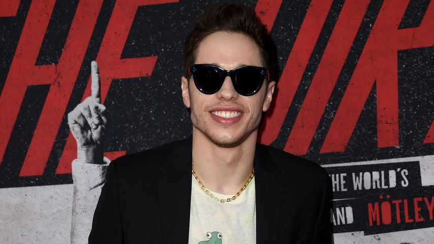 Pete Davidson im März 2018 in Hollywood