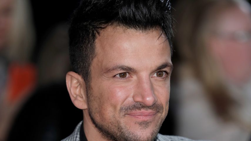 Peter Andre bei den National Television Awards 2018 in London